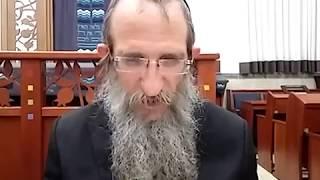 הרב ברוך וילהלם - תניא - אגרת התשובה סיום פרק ז
