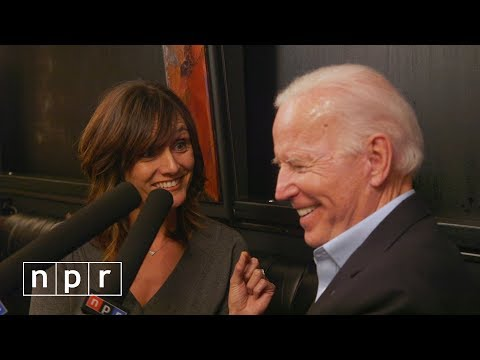 Biden Defends His Record, His Heated Town Hall Exchange, And His Presidential Prospects | NPR