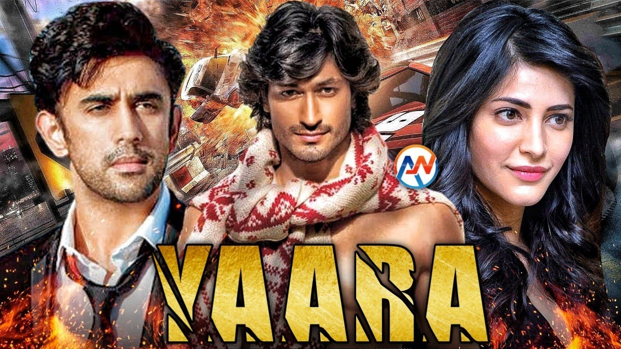 Yaara 2020 Hindi 720p HDRip 950MB ESubs