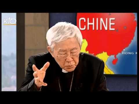 Cardinal Joseph ZEN Evêque émérite de Hong Kong