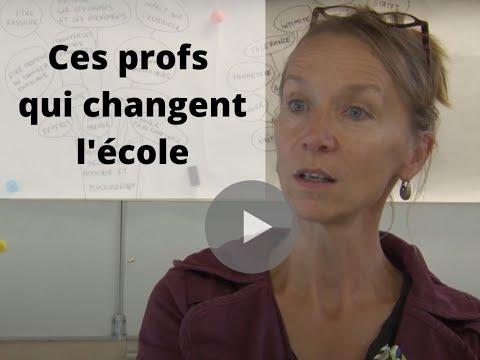 """""""Ces profs qui changent l'école"""" - Le film"""