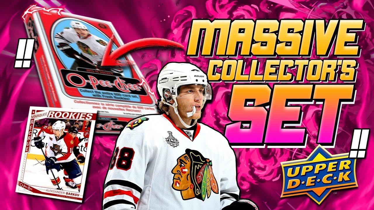 2013-14 O-Pee-Chee Hockey Hobby Box Break