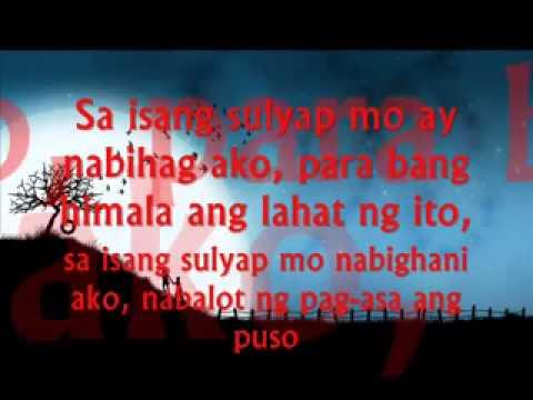 Sa Isang Sulyap Mo By Bryan Termulo