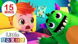 What's Under My Bed? Bed Time Songs with Jack | Kid Songs by Little Angel thumbnail