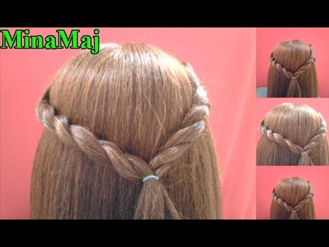 Hairstyles - Hướng Dẫn Kiểu Tóc Đơn Giản Dễ Làm