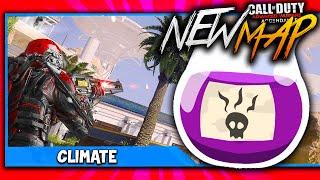"""CUIDADO, CUIDADOO""!! - Nuevo Mapa ""CLIMATE"" Advanced Warfare ""DLC ASCENDANCE"" Gameplay!"