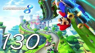 Mindcrack Mario Kart 8 Multiplayer - E130 - Threeway Coe