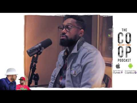 PJ Morton talks auditioning for Maroon 5, working with Adam Blackstone, Questlove inside The Co-Op