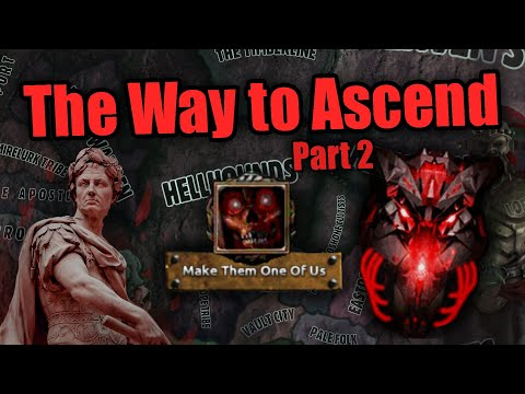 The Way to Ascend (Hearts of Iron 4: Hellfire) |