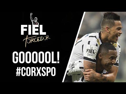 #CORXSPO - 46' / 2ºT - Luciano marca o segundo do Corinthians thumbnail