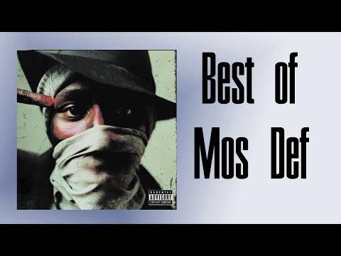 Top 10 MOS DEF Songs [ =BestList= Episode 67 ]