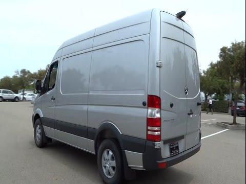 2015 Mercedes-Benz Sprinter Cargo Vans Pleasanton, Walnut ...