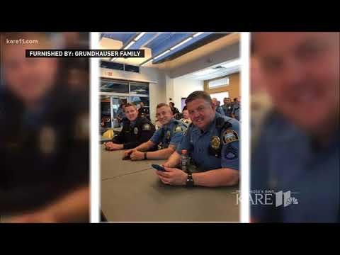 Brothers in Blue: St. Paul Police Officers serve their community together