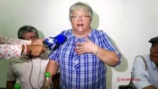 """Imelda Daza: """"Le pedimos al Gobierno el desmonte de los grupos paramilitares que operan en el país"""""""