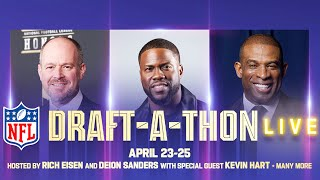 2020 NFL Draft-A-Thon LIVE! Day 1