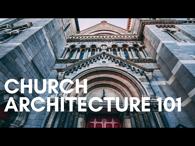Church Architecture 101 with Mike Padden