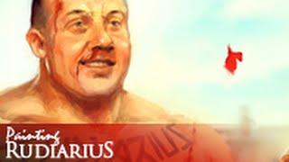 Digital Painting Tutorial - Painting Rudiarius