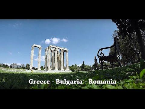 Greece Bulgaria Romania-Travel Alone