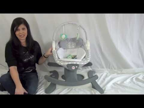 BG Review: 4 in 1 Fisher Price Rock n Glide Soother