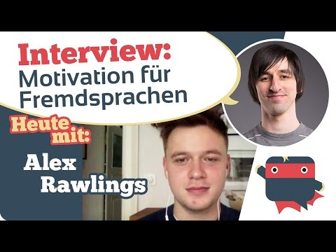 Interview mit 15-sprachigen Alex Rawlings, Veranstalter der Polyglot Conference