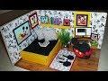 DIY Miniature Mickey Mouse Room