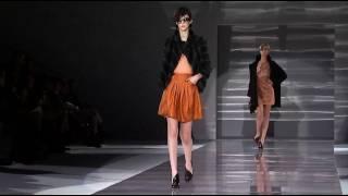 Emporio Armani - 2010 Fall Winter - Womenswear Collection