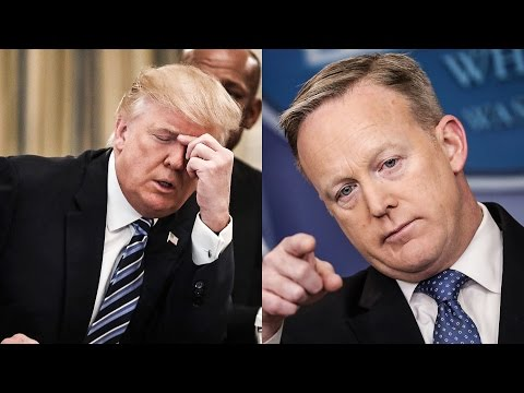Thumbnail: Failing Trump White House is Falling Apart. SAD!