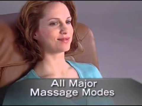 Massagesessel Ijoy 175 Youtube