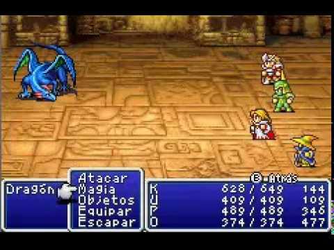 Jefe #9 - Dragón azul