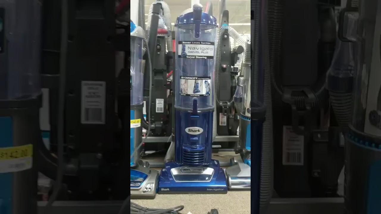 shark vacuum selection at walmart