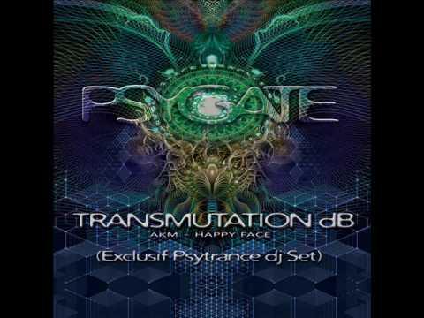 transmutation dB dj set psygate 2016