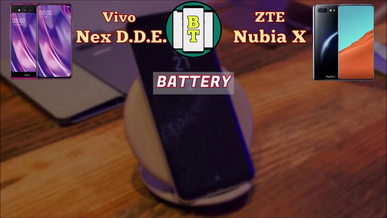 Vivo Nex Dual Display Edition Vs Zte Nubia X Youtube