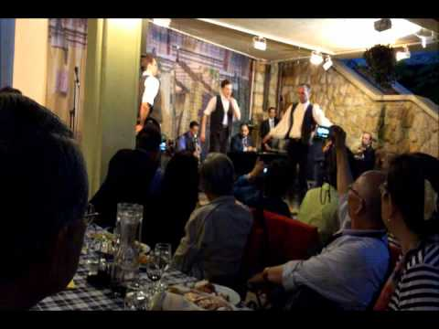 Dinner with Gypsy Roma Music in Budapest Hungary