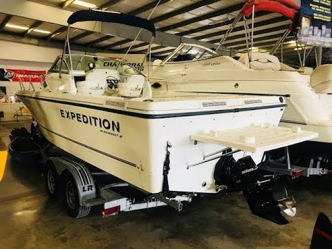 Starcraft Expedition Walkaround Cuddy Fishing Boat - SOLD!