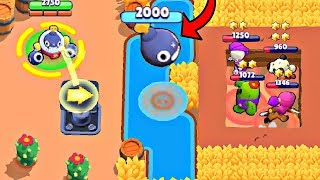 700 IQ CALCULATED vs -10 IQ I Brawl Stars Wins & Fails #43