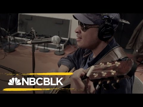 A Day In The Life Of Badass And Blind Musician Raul Midon  NBC BLK  NBC News