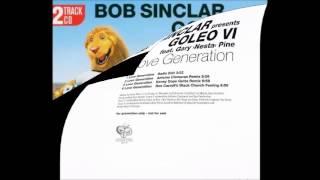 "Bob Sinclar feat. Gary ""Nesta"" Pine - Love Generation (Main Club Mix)"