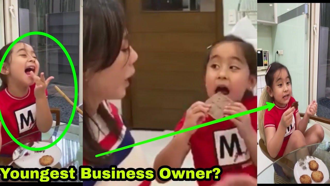 Wow! Scarlet Snow Belo May Sariling Business Sa Murang Edad? Dr. Vicki at Hayden Kho Proud Na Proud