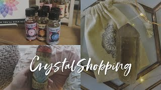 Going Crystal Shopping | Crystal Haul
