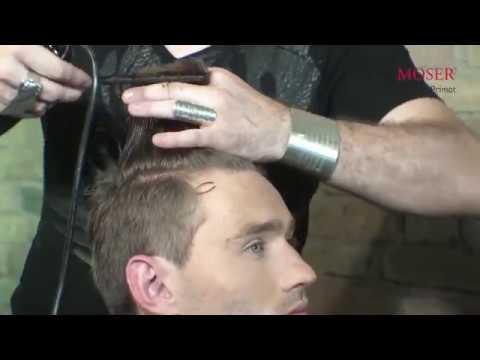 MOSER 1230-0053 Primat Titanium Professional Corded Hair Clipper