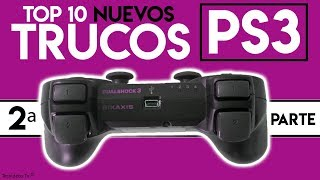 Nuevos Trucos + Tips de Ps3 y Dualshock 3 | TOP 10 Trucos Ocultos de PlayStation 3 #Parte 2 (2020)