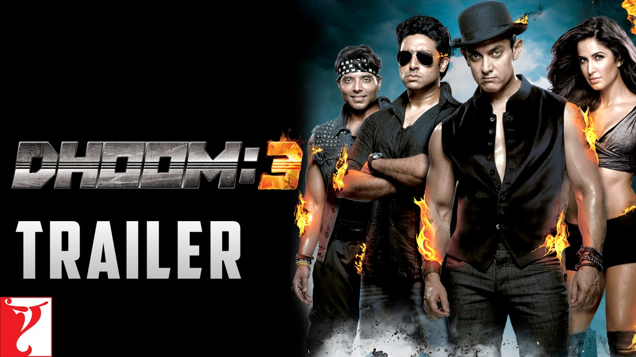 dhoom:3 - trailer with english subtitles - youtube