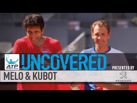 Uncovered Kubot Melo 2017