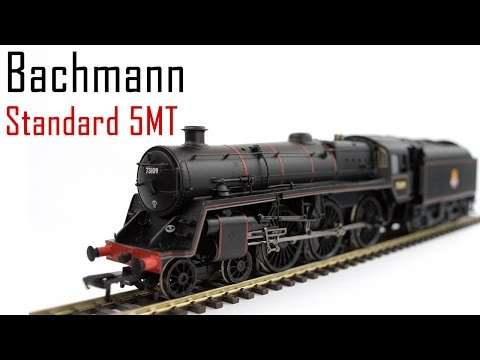 Unboxing the Bachmann Standard Class 5mt
