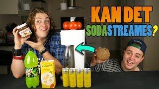 Endnu engang kaster vi os over at Sodastreame en masse forskellige ...