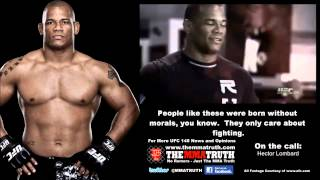 Hector Lombard slams Mark Munoz:
