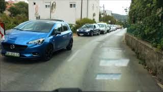 Med husbil från Trogir till Camp Rozac