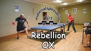 Der-materialspezialist Rebellion OX | Review
