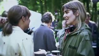 Behind The Scenes de 'Euphoria' Alicia Vikander fala sobre Eva Green