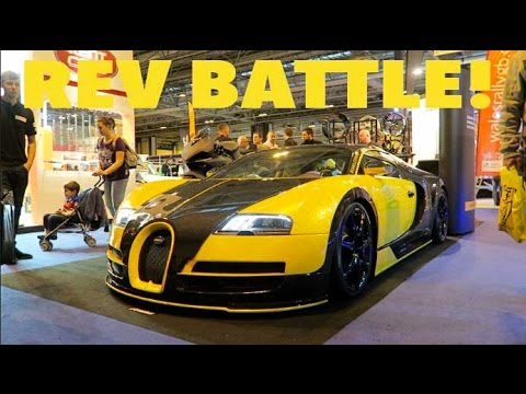 10,000+ BHP REV BATTLE! | Autosport Day 3